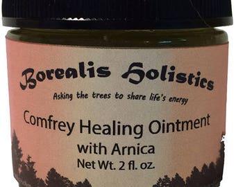 Comfrey Healing Salve with Arnica