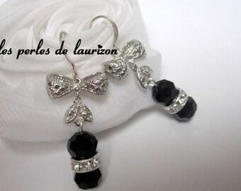 Crystal delight earrings