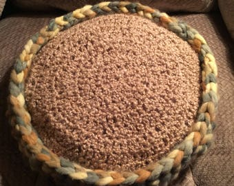 Cozy pet bed, small dog bed, cat bed, pet bed with removable cushion ships after Christmas