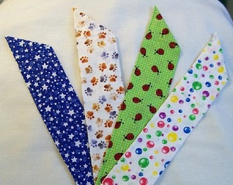 Cooltie Mini Rainbow B ---- your choice of fabrics