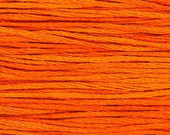 2230a Persimmon - Weeks Dye Works 6 Strand Floss