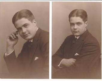 2 Wonderful photos of a young man-2 wonderful portraits of a young man!