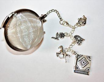 Emily Bronte Inspired Tea Infuser - Tea Ball - Literature Tea Infuser - Tea Accessories - Literature - Bookish