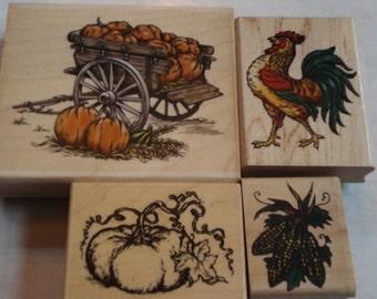 Fall Stamp Set