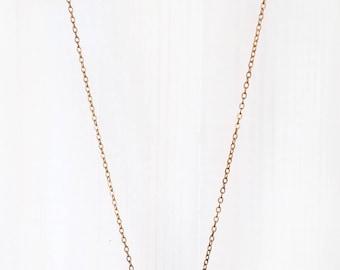 PYRITE BEAD STRAND || dainty three stone necklace