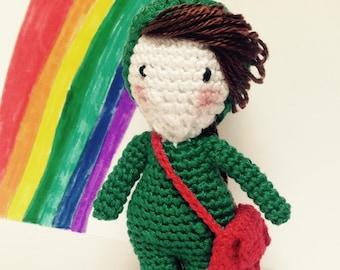 Amigurumi Doll Anime : Crocheted amigurumi doll amigurumi anime amigurumi doll