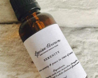 Serenity flower essence blend for anxiety