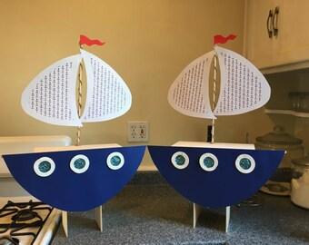 Nautical Theme Decor Cupcake stand, Yacht, Boat Nautical Baby shower, Nautical Birthday