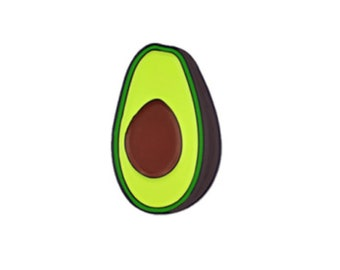 Avocado / Aguacate Enamel Pin