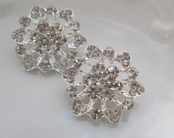 Wedding Earrings Crystal Post  Bridesmaid Earrings rhinestone Studs Wedding Jewelry  Bridesmaids Jewelry