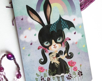 After the Rain Postcard Postcrossing, Black Bunny, Easter Postcards, Snail Mail, Pen Pal