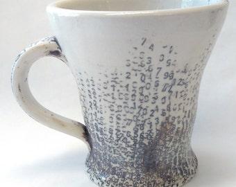 Kernel Panic Porcelain Mug v2.0