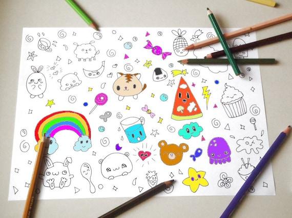 Cose Pucciose Da Disegnare Migliori Pagine Da Colorare