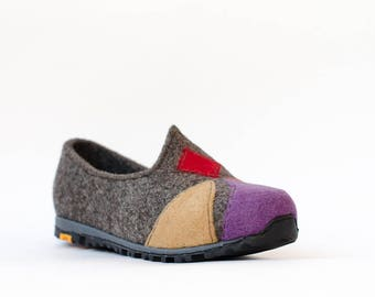 Womens loafers - Womens Shoes - Womens Shoes from felt
