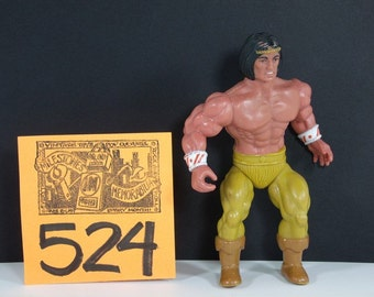1982 DC Lost World of the Warlord Arak Son of Thunder