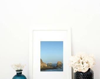 Rockaway Beach Ship, Wall Decor Photos, Digital Download Art, Photography, Digital Photos