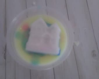 Scented Melt Cup Wax - Victorian Home Cottage - Wax Scent Souffle Cup - Melt Cups 1.5oz