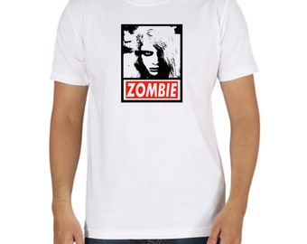 Obey Style Night of the Living Dead Zombie T-shirt