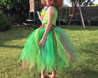 Hula skirt for your Hawaiian Luau!