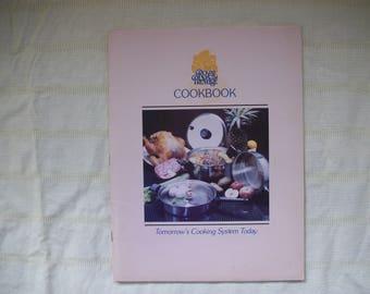 Royal Prestige Cookbook Cookware Instruction Book