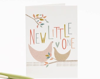 New Little One Card
