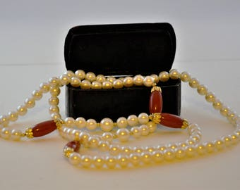 1970's Pearl Necklace