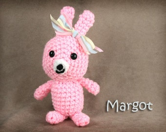 Margot Bunny - Small Stuffed Toy