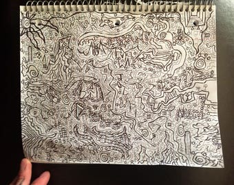 Doodle on Paper 2017