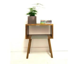 Fantastisch Mitte Jahrhundert Moderne Möbel, Mitte Des Jahrhunderts Nachttisch,  Skandinavischen Tisch, Mitte Jahrhundert Nachttisch