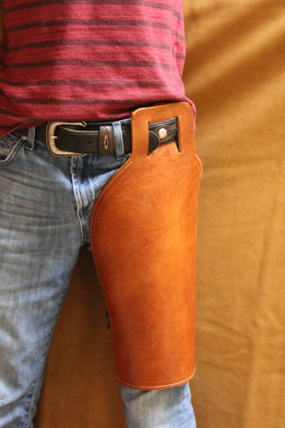 Leather Leg Protective Chap
