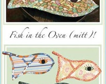 Fish In The Oven Mitt Pattern