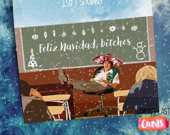 DOWNLOAD (pdf) Feliz Navidad Señor Ben Chang Christmas Card - Community
