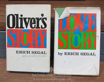 Verkauf-Love-Story von Erich Segal unterschriebene | Oliver es Geschichte von Erich Segal | Seltene Bücher | 1970 signiertes Buch | Liebe Geschichtebuch signiert