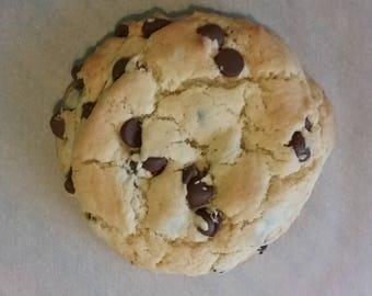 Chocolate Chip Cookies Gourmet Hand made 2 dozen