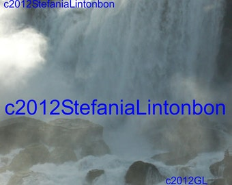 Niagara Falls, Canada -Digital jpeg file  Emailed to you