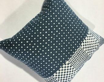 18 x 18 Batik Print Pillows