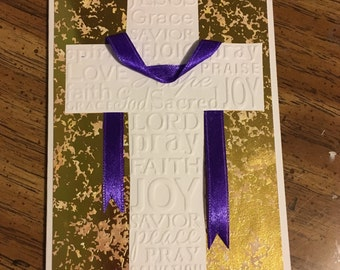 Happy Easter Card. It was not the nails,it was Love that held Him to the cross.Religious Easter Card. Christian Card.