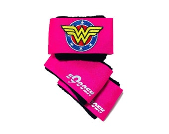 Wonder Woman sQoosh • Free When you purchase 2 regularly priced sQoosh bands.