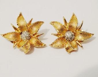 Vintage Jomaz Earrings.