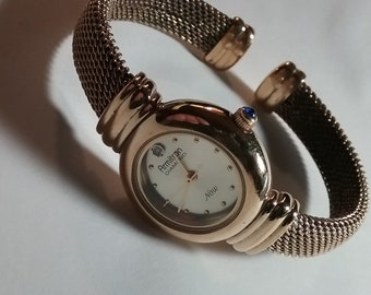 50% OFF Armitron diamond women's fleXible cuff watch 290