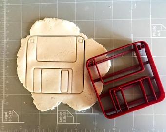 Floppy Disk Cookie Cutter