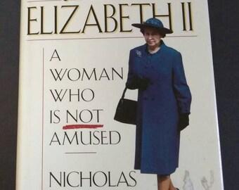 Queen Elizabeth II A Woman Who Is Not Amused , 1994 , Nicholas Davis