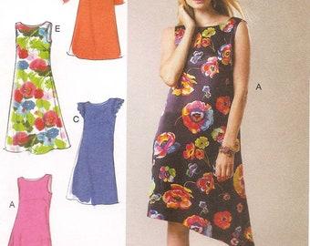 McCall's 6465 – Misses' Dress