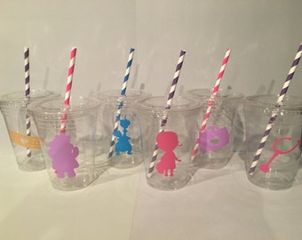 Doc Mcstuffins Cups