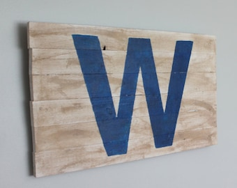 36 x 21 Chicago Cubs W Flag