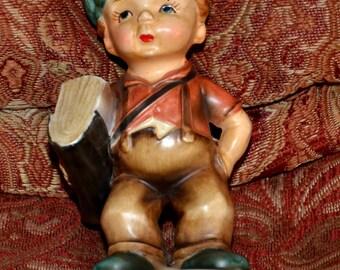 Vintage The Newsboy 30088 figurine