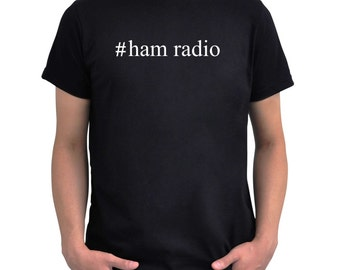 Hashtag Ham Radio  T-Shirt
