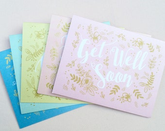 Floral Celebrations Greeting Card / Notecard Set