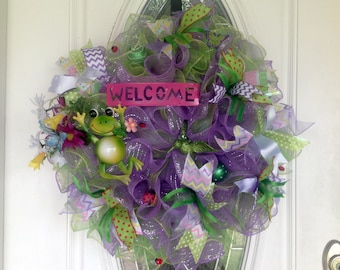 Moms Garden - Spring/Summer wreath