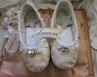 Tutorial - Altered Ballet Slippers